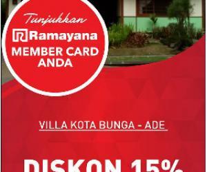 PROMO MEMBER CARD RAMAYANA